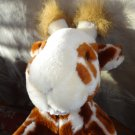 "DGE Corp. Plush 12"" Giraffe Stuffed Animal Toy In a Laying  Position"