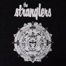 Stranglers band ***XLARGE*** screen printed t-shirt Black punk retro