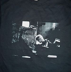 Keith Emerson at Monster Moog ***SMALL*** screen printed t-shirt