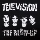 Television band ***SMALL*** screen printed t-shirt Black punk retro