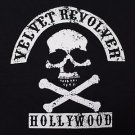 Velvet Revolver band ***MEDIUM*** Hollywood screen printed t-shirt Black