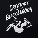 Creature of the Black Lagoon ***XLARGE*** movie screen printed t-shirt Black
