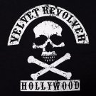 Velvet Revolver band ***SMALL*** Hollywood screen printed t-shirt Black