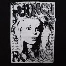 Hanoi Rocks band ***MEDIUM*** punk rock t-shirt Black