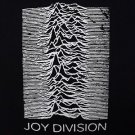 Joy Division band UP cover ***MEDIUM*** screen printed t-shirt Black punk retro