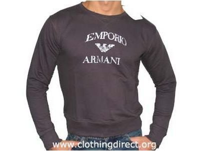 Emporio Armani Mens Jumper. Product ID: mj5