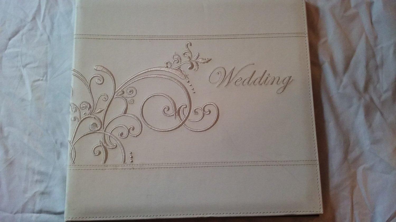 Wedding Memory Scrapbook