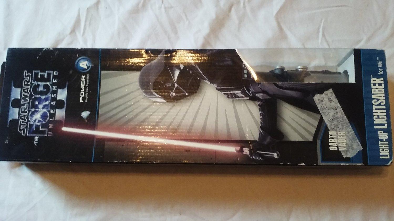 Star Wars The Force Unleashed Darth Vader Lightsaber
