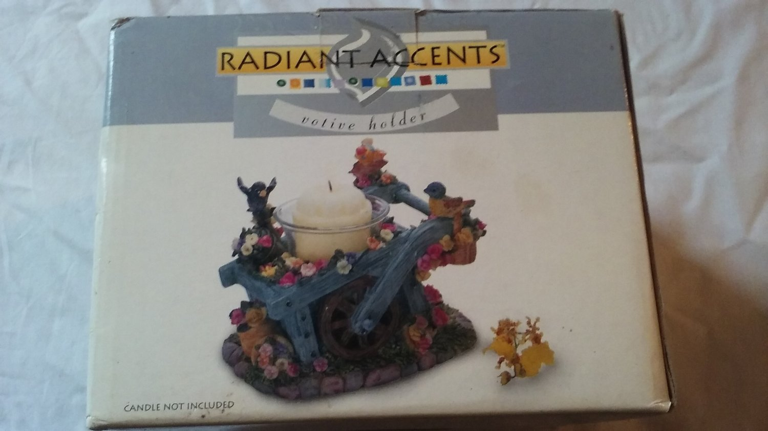 Radiant Accents Votive Candle Holder