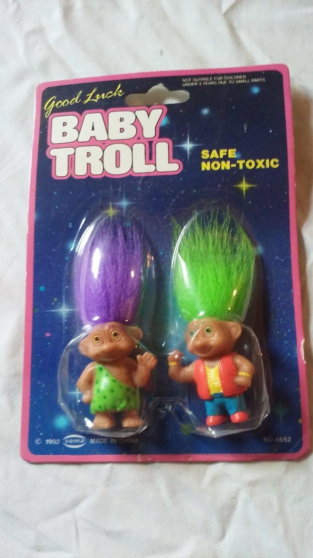1992 Baby Troll