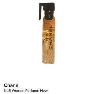 Chanel no. 5 women perfume  Travel Size New Edp