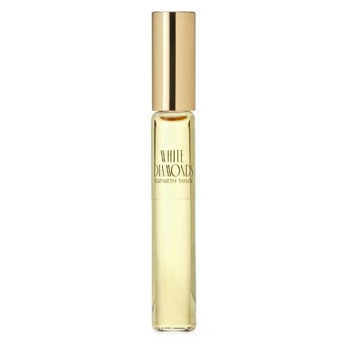White Diamond Elizabeth Taylor Women Rollerball Perfume Travel Size Sample New