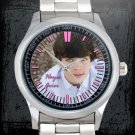 cool hayes grier Stainless Steel Wristwatches