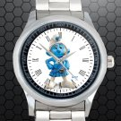 cool smurf gutsy Stainless Steel Wristwatches