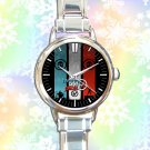 cute Twenty One Pilots logo vessel tyler joseph round charm watches stainless steel