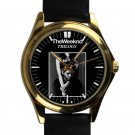 cool The Weeknd Trilogy drake album OVOXO leather gold Wristwatches