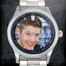 cool JENSEN ACKLES smile supernatural Stainless Steel Wristwatches