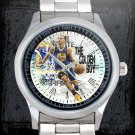 cool stephen curry golden state warriors Stainless Steel Wristwatches