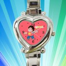 cute Steven Universe STAR heart charm watches stainless steel