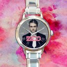 cute zedd album tour round charm watches stainless steel