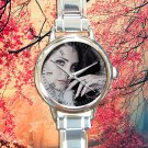 cute lana del rey album tour round charm watches stainless steel