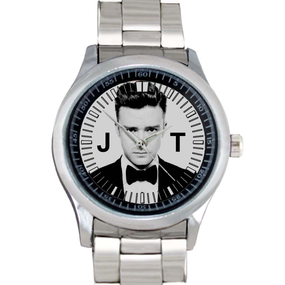 cool justin timberlake mirrors 20 I 20 Stainless Steel Wristwatches