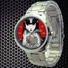 cool Emily the Strange TAILLENband Stainless Steel Wristwatches