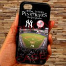 New york yankees stadium fit for iphone 5 5s black case cover