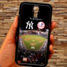 New york yankees stadium fit for samsung galaxy S4 S 4 S IV black case cover
