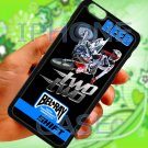"chad reed motocross supercross fit for iphone 6 plus 5.5"" black case cover"