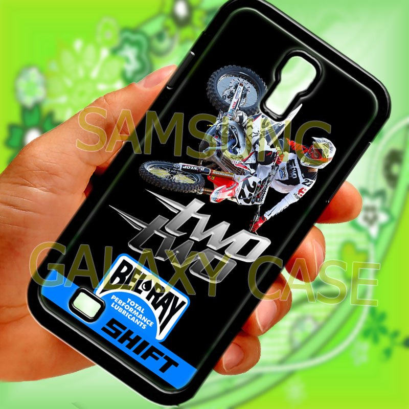 chad reed motocross supercross fit for samsung galaxy S4 S 4 S IV black case cover