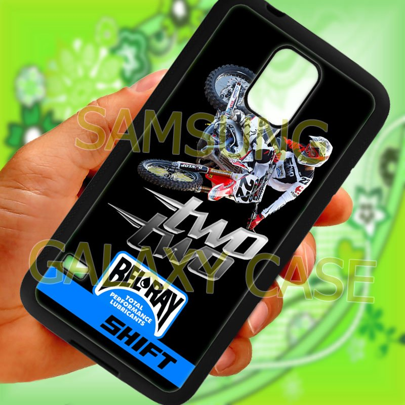 chad reed motocross supercross fit for samsung galaxy S5 S 5 S V black case cover