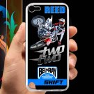 chad reed motocross supercross fit for ipod touch 5 white case cover