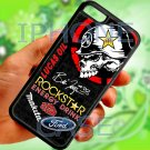 brian deegan ford rally metal mulisha sign fit for iphone 5C black case cover