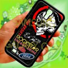 brian deegan ford rally metal mulisha sign fit for samsung galaxy S4 S 4 S IV black case cover