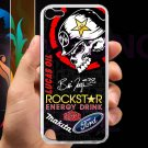 brian deegan ford rally metal mulisha sign fit for ipod touch 5 white case cover