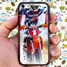 kurt caselli biker supercross motocross racing fit for iphone 5C black case cover