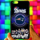 england patriot mascot fit for iphone 6s plus black case cover