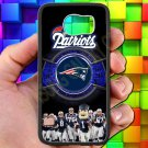 england patriot mascot fit for samsung galaxy S6 S 6 S VI black case cover