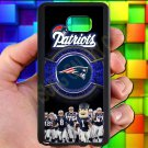 england patriot mascot fit for samsung galaxy S6 S 6 S VI edge+ black case cover