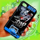 chad reed motocross supercross fit for ipod touch 6 white case cover