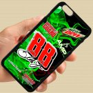 Dale Earnhardt Jr nascar fit for iphone 6s plus black case cover