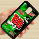 Dale Earnhardt Jr nascar fit for samsung galaxy note 4 black case cover
