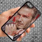 david beckham tattoo logo fit for iphone 5C black case cover