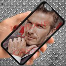 "david beckham tattoo logo fit for iphone 6 plus 5.5"" black case cover"