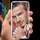 david beckham tattoo logo fit for ipod touch 5 white case cover