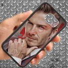 david beckham tattoo logo fit for samsung galaxy S6 S 6 S VI edge black case cover