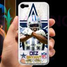 Dallas Cowboys Dez Bryant fit for ipod touch 5 white case cover