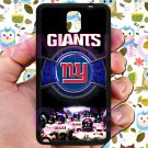 new york giants football beckam fit for samsung galaxy note 3 black case cover