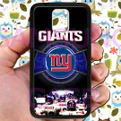 new york giants football beckam fit for samsung galaxy S5 S 5 S V black case cover
